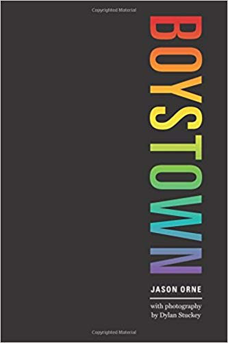 A picture of the cover of the book titled boystown