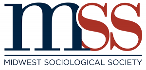 Logo of midwest sociological society